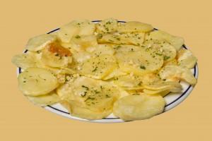 Patatas chulas