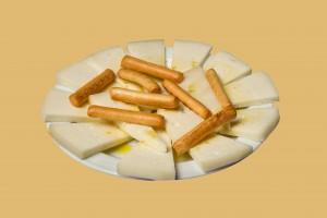 Ración de queso